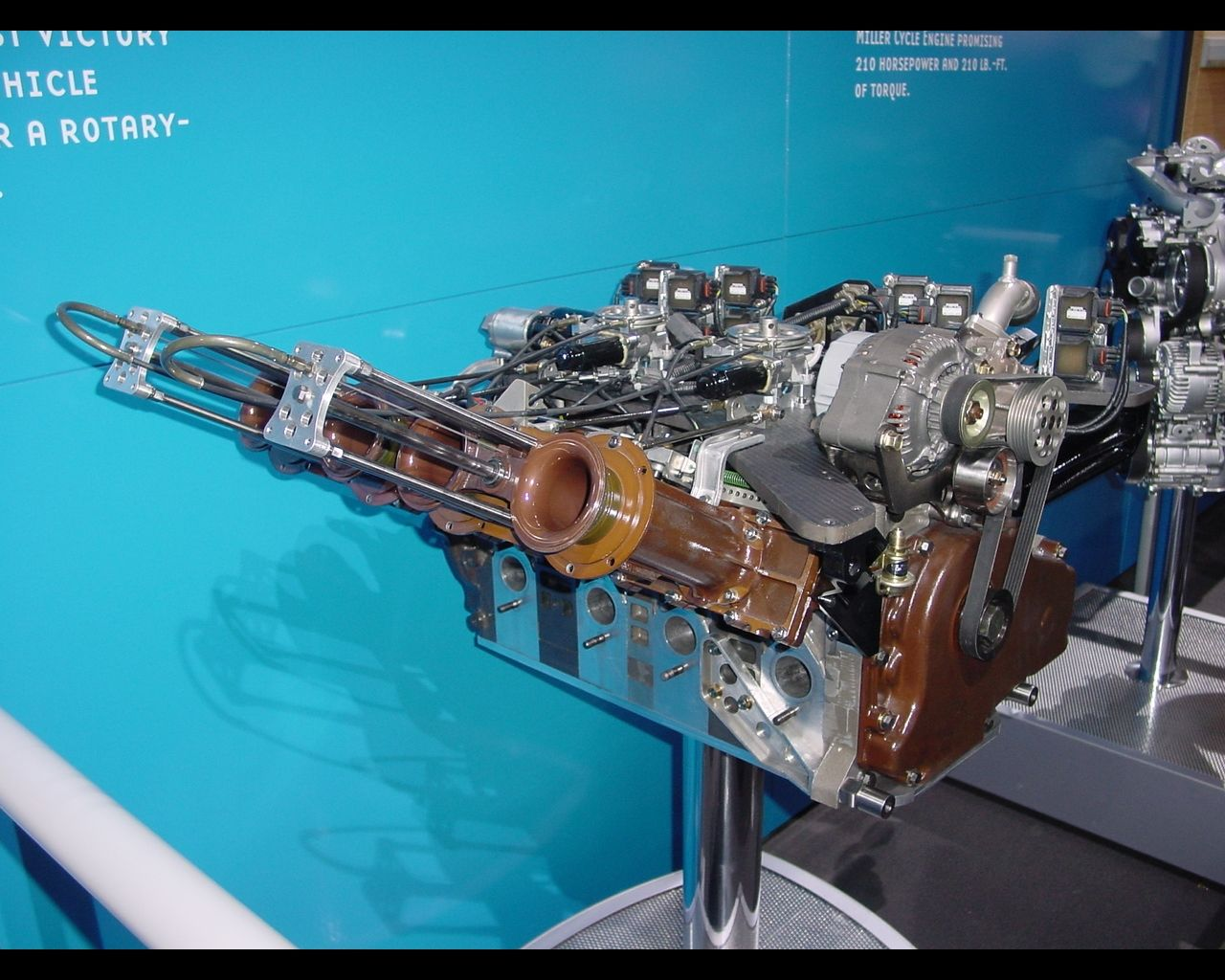 variable intake manifold motor
