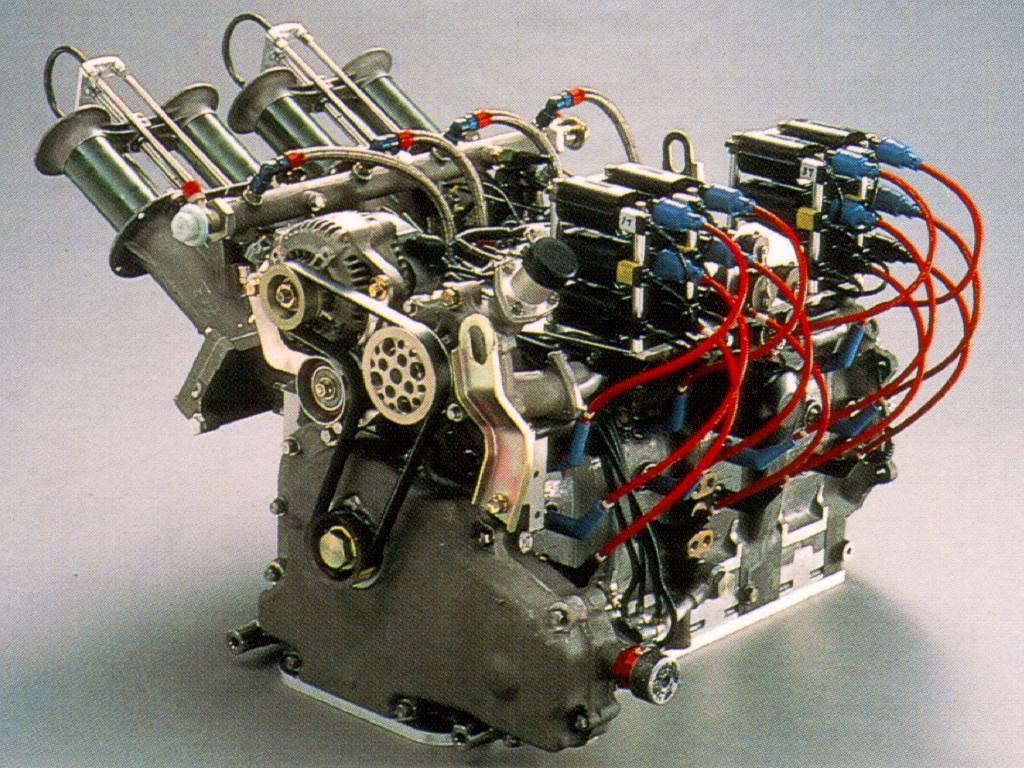 26B Engine