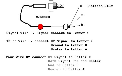 How To Test O2 Sensor With 4 Wires | Honda O2 Sensor Wiring Diagram Wiring Diagram