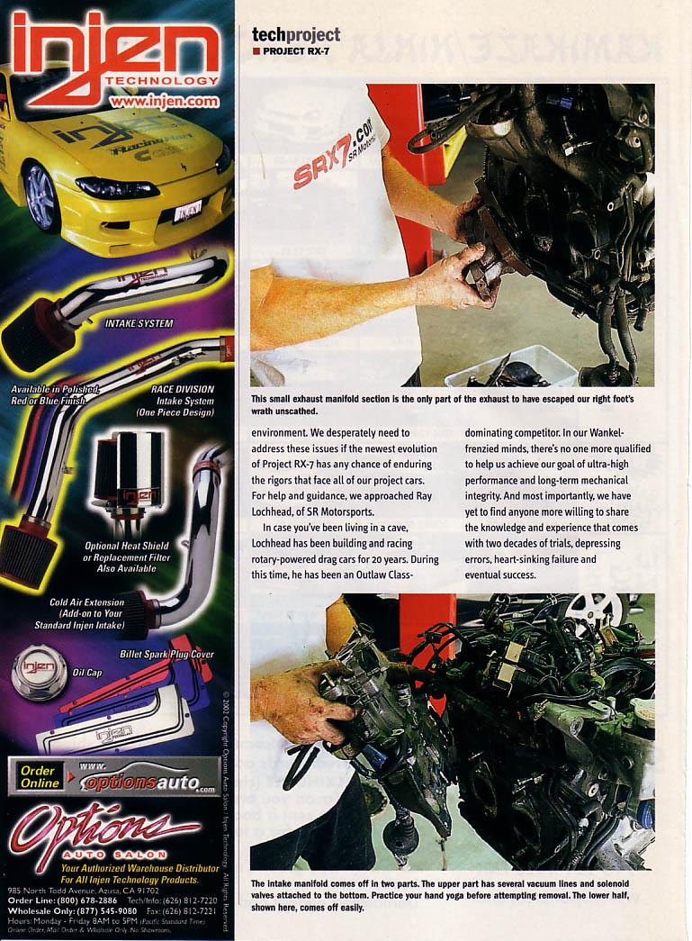 Sport Compact Car Magazine Paul Walker's Skyline December 2004 080717nonrh