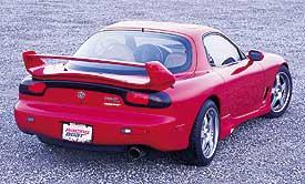 Racing Beat Type 2 spoiler - RX7Club com - Mazda RX7 Forum